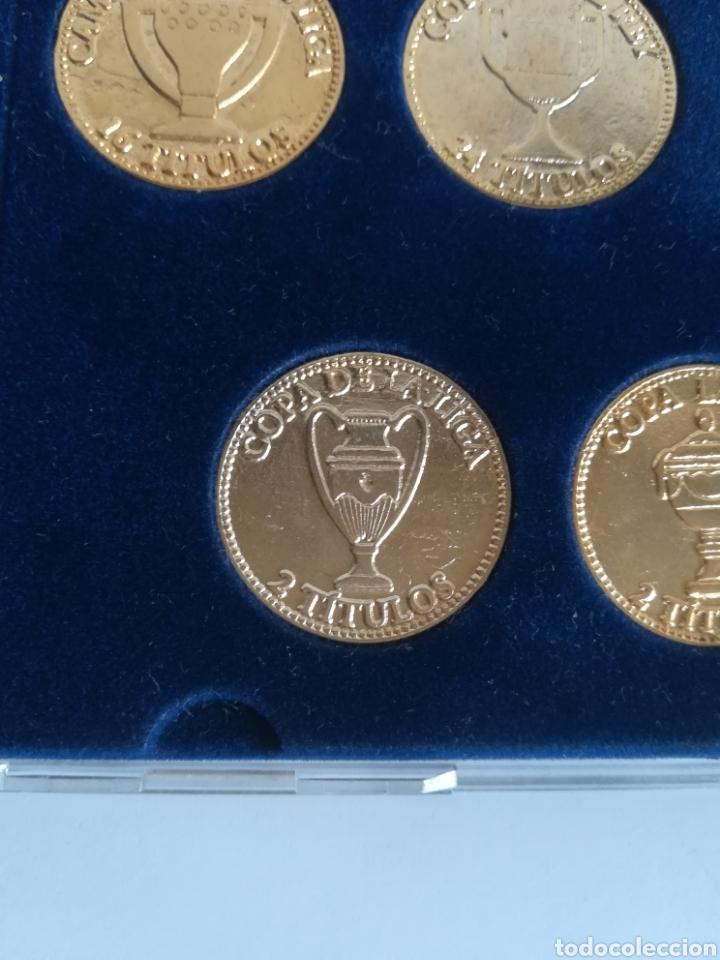 Coleccionismo deportivo: Colección Las Monedas de oro de las Copas del Barça - Mundo Deportivo - Foto 11 - 180250115