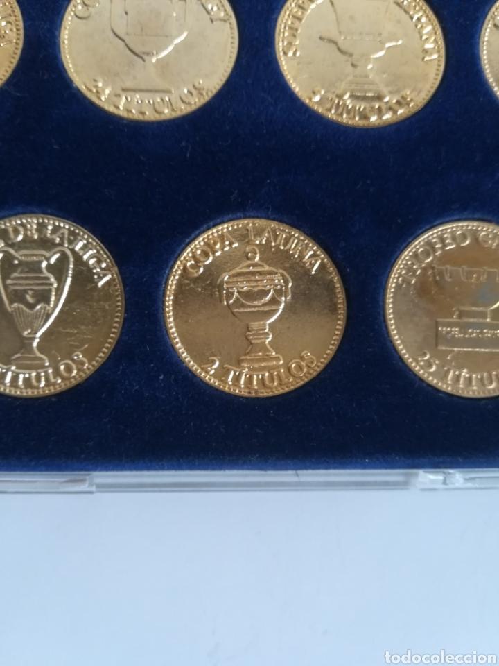 Coleccionismo deportivo: Colección Las Monedas de oro de las Copas del Barça - Mundo Deportivo - Foto 12 - 180250115