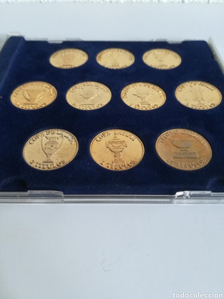 Coleccionismo deportivo: Colección Las Monedas de oro de las Copas del Barça - Mundo Deportivo - Foto 14 - 180250115