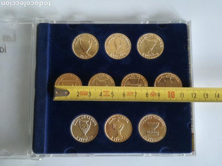 Coleccionismo deportivo: Colección Las Monedas de oro de las Copas del Barça - Mundo Deportivo - Foto 17 - 180250115
