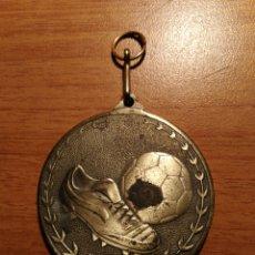 Coleccionismo deportivo: MEDALLA FUTBOL TORNEO REGIONAL MURCIA SAN JAVIER CAMPEON. Lote 181317941