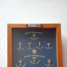 Coleccionismo deportivo: COPAS DEL F.C. BARCELONA. Lote 182712712