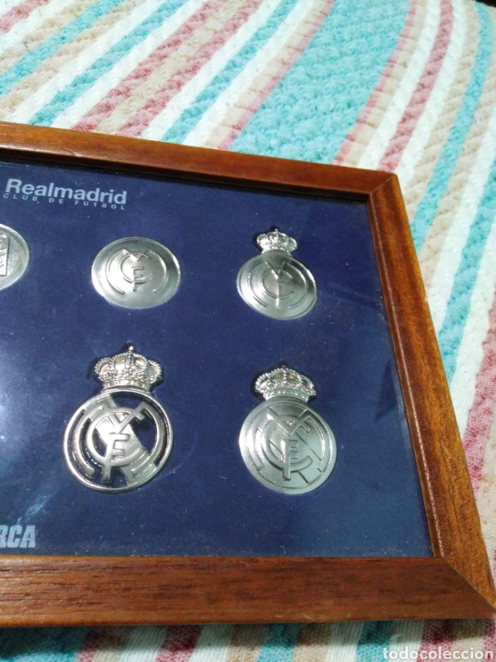 Coleccionismo deportivo: Real Madrid club de fútbol ( marca ) - Foto 3 - 183095993
