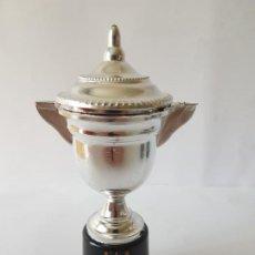 Coleccionismo deportivo: TROFEO DEL PONTEVEDRA FUTBOL CLUB / ORIGINAL AÑOS 50-60.. Lote 184144977
