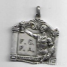 Coleccionismo deportivo: F.C.F.A CAMPIONAT DE CATALUNYA 1926-27 GRUP A 2 ONS 3ER PREMI. Lote 185351040