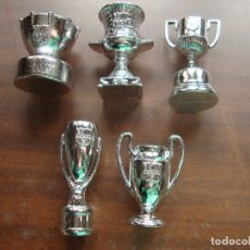 Coleccionismo deportivo: COLECCION DE TROFEOS DEL BARSA . Lote 186401120