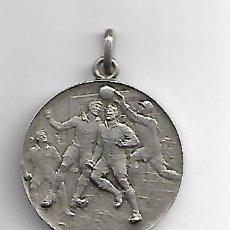 Coleccionismo deportivo: CAMPEONAT ESCOLAR CATALUNYA CATEGORIA P, 2º PREMI 1934-35. Lote 186456841