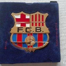Coleccionismo deportivo: PINS ESCUDO F.C. BARCELONA . Lote 190413357