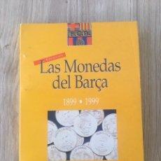 Coleccionismo deportivo: MONEDAS BARÇA. Lote 191365001