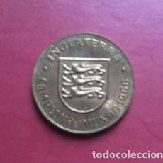 Coleccionismo deportivo: MONEDA CONMEMORATIVA DEL MUNDIAL ESPAÑA 82 DE INGLATERRA . Lote 192698912