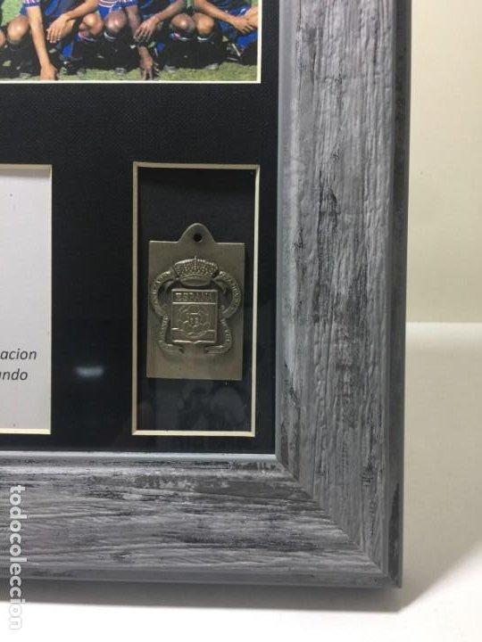 Coleccionismo deportivo: 1982 FIFA world Cup España medalla 1ª participacion Kuwait - Foto 2 - 192775466