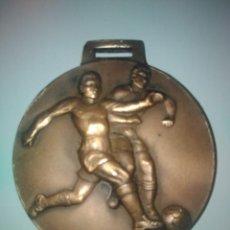 Coleccionismo deportivo: MEDALLA DE FUTBOL. Lote 194975685