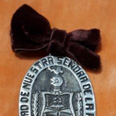Coleccionismo deportivo: MEDALLA DE LA CIUDAD DE LA PAZ AL CLUB ATLÉTICO DE MADRID.. Lote 195047932