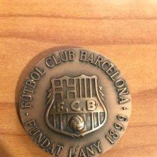 Coleccionismo deportivo: MEDALLA FC BARCELONA 1899 - COMPROMISSARI 1987-1989. Lote 195048778