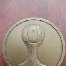 Coleccionismo deportivo: MEDALLA ORIGINAL DE BRONCE MUNDIAL JUVENIL FIFA JAPÓN 1979.. Lote 195430830