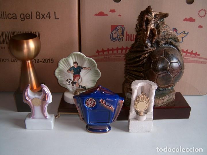 TROFEOS DEPORTIVOS (Coleccionismo Deportivo - Medallas, Monedas y Trofeos de Fútbol)