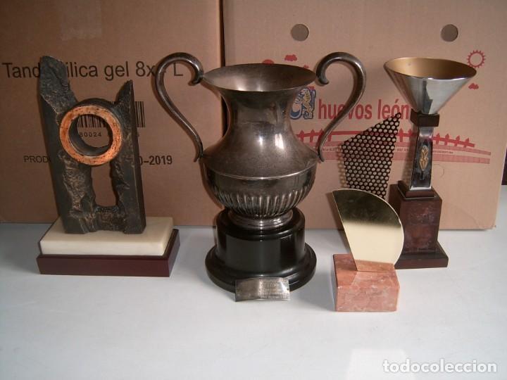 Coleccionismo deportivo: TROFEOS DEPORTIVOS - Foto 2 - 195850618
