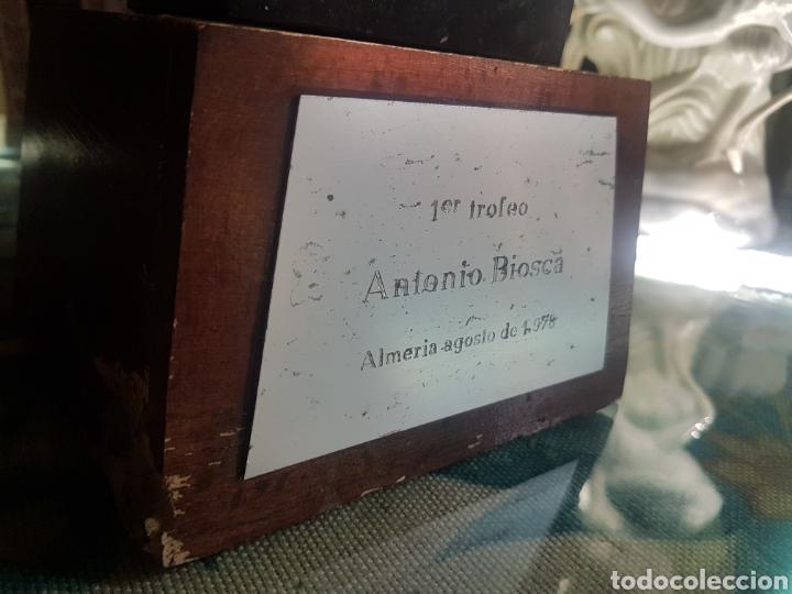 Coleccionismo deportivo: primer Trofeo Antonio Biosca Almería 1978 - Foto 2 - 196574187