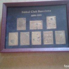Coleccionismo deportivo: 8 SELLOS DEL BARÇA. Lote 199273885