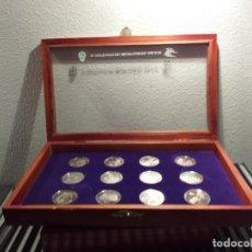 Coleccionismo deportivo: CENTENARIO DEL REAL MADRID. Lote 200642817