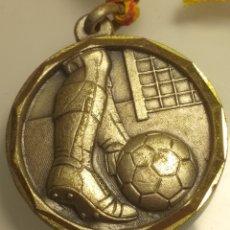 Coleccionismo deportivo: MEDALLA FÚTBOL NOLASC ESPORTIVES - 1991. Lote 203245510