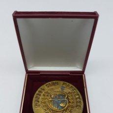 Collezionismo sportivo: MEDALLA FUTBOL CLUB MARTINENG ( 75 ANIVERSARI ). Lote 204998446