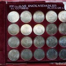 Coleccionismo deportivo: FIGURAS INOLVIDABLES CORREO ATLETIC DE BILBAO. Lote 205245578
