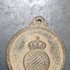 Coleccionismo deportivo: MEDALLA ANTIGUA CLUB DEPORTIVO ESPAÑOL.. Lote 205735602