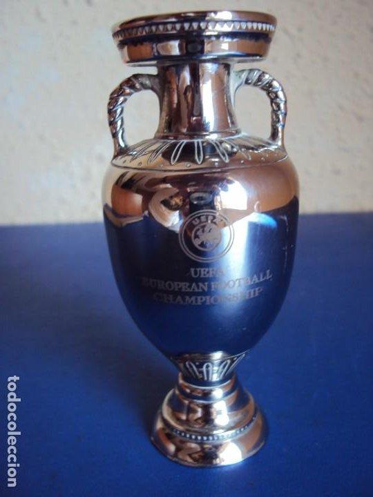 (F-200595)TROFEO COPA HENRI DELAUNAY 2006 - EXCLUSIVO DIRECTIVOS (Coleccionismo Deportivo - Medallas, Monedas y Trofeos de Fútbol)
