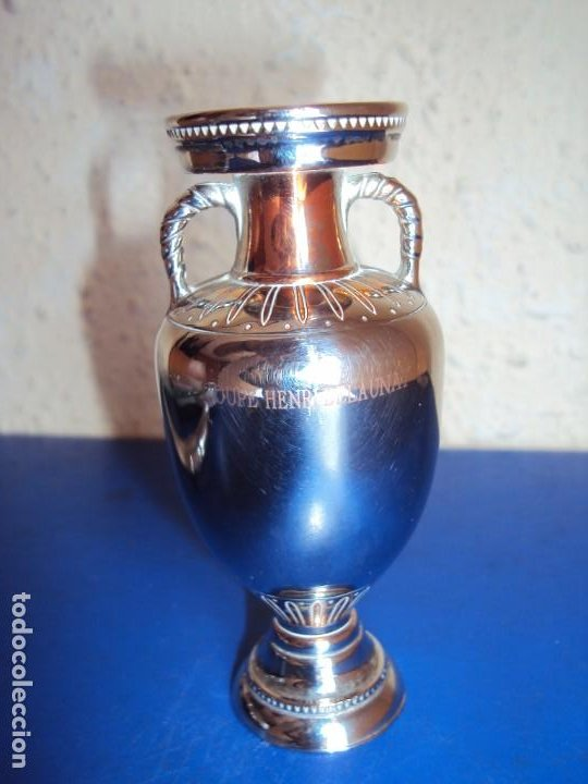 Coleccionismo deportivo: (F-200595)TROFEO Copa Henri Delaunay 2006 - EXCLUSIVO DIRECTIVOS - Foto 10 - 206246042