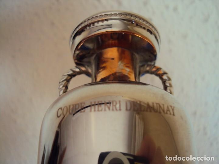 Coleccionismo deportivo: (F-200595)TROFEO Copa Henri Delaunay 2006 - EXCLUSIVO DIRECTIVOS - Foto 13 - 206246042