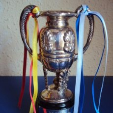 Coleccionismo deportivo: (F-200510)XX COPA REAL FEDERACION ESPAÑOLA DE FUTBOL TEMPORADA 2012-13 CAMPEON U.E.SANT ANDREU. Lote 206249603