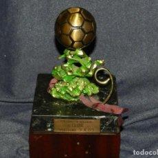 Coleccionismo deportivo: TROFEO COPA ORIGINAL FC BARCELONA PARTIDO DESPEDIDA A ENRIQUE CASTRO QUINI BARCELONA 9/10/1984. Lote 211876718