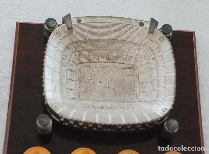 Coleccionismo deportivo: ESTADIO FUTBOL REAL MADRID SANTIAGO BERNABEU - Foto 6 - 147529386