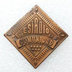 Coleccionismo deportivo: ESTADIO DE LA COMUNIDAD DE MADRID INAUGURACION ESTADIO 6-IX-94. Lote 214358685