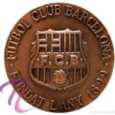 Coleccionismo deportivo: MEDALLA A LA FIDELITAT BARÇA FUTBOL CLUB BARCELONA. Lote 119136111