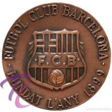 Coleccionismo deportivo: MEDALLA A LA FIDELITAT BARÇA FUTBOL CLUB BARCELONA. Lote 195648525