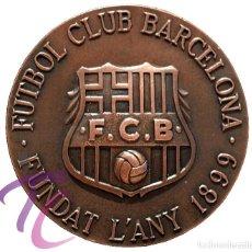 Coleccionismo deportivo: MEDALLA BARÇA FUTBOL CLUB BARCELONA COMPROMISSARI 1989 1991. Lote 78366041
