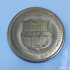 Coleccionismo deportivo: FUTBOL CLUB BARCELONA COLECCION EUROPEA(2811). Lote 218488450