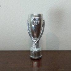 Coleccionismo deportivo: COPA MINIATURA DEL BARÇA - SUPER COPA DE EUROPA. Lote 218845672
