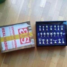 Coleccionismo deportivo: LA SALA DE TROFEOS DEL REAL MADRID 1998,DIARIO AS. NUEVO.. Lote 223197643