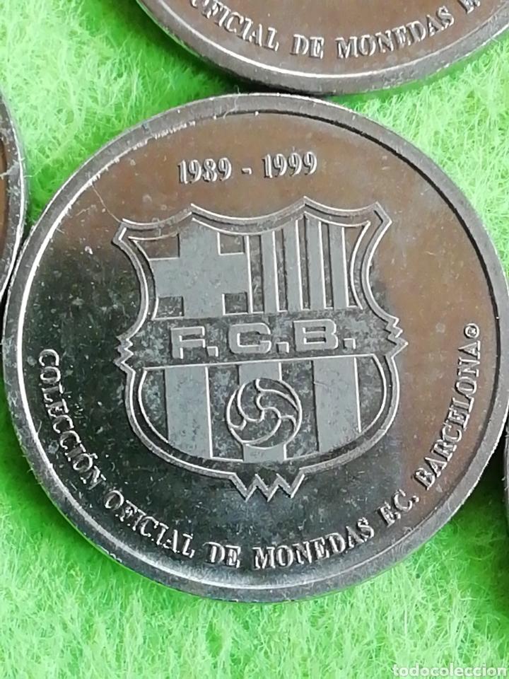 Coleccionismo deportivo: BARCELONA. De La ERA DE CRUYF. TEMPORADA 1998 /1999. - Foto 3 - 223475455