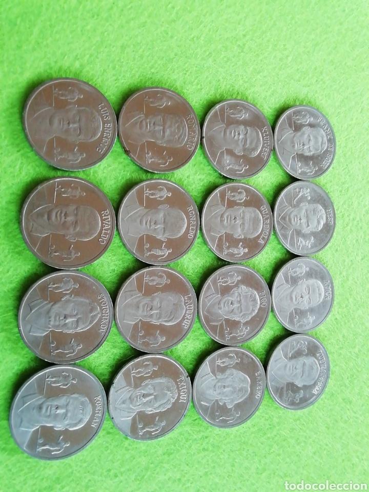 BARCELONA. DE LA ERA DE CRUYF. TEMPORADA 1998 /1999. (Coleccionismo Deportivo - Medallas, Monedas y Trofeos de Fútbol)