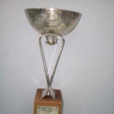 Coleccionismo deportivo: TROFEO I TROFEO FRIGO DE PETANCA STADIUM.CASABLANCA (ZARAGOZA). Lote 229824630