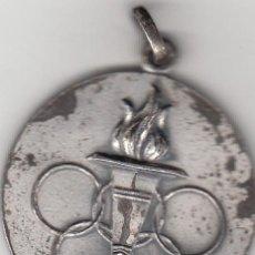 Coleccionismo deportivo: MEDALLA: 1971 BILBAO. BODAS DE ORO INDAUCHU ( C. F. ). Lote 235627415