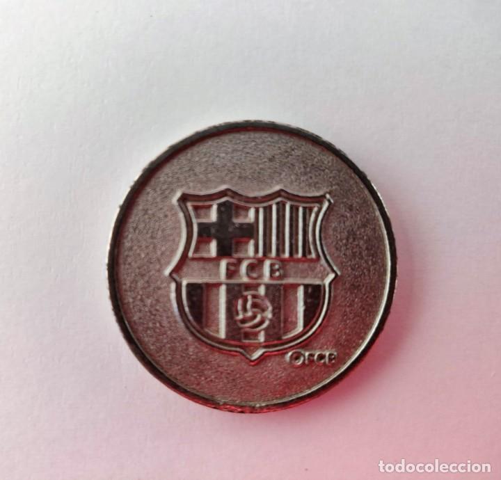 MONEDA LOTERIA (Coleccionismo Deportivo - Medallas, Monedas y Trofeos de Fútbol)