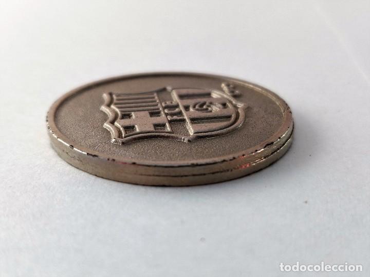 Coleccionismo deportivo: Moneda Loteria - Foto 4 - 235865555