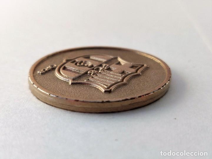Coleccionismo deportivo: Moneda Loteria - Foto 5 - 235865555