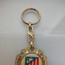 Coleccionismo deportivo: ANTIGUO LLAVERO ATLÉTICO DE MADRID 1991-92 CAMPEON COPA DEL REY MUY DIFICIL. Lote 249578425