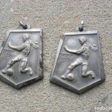Coleccionismo deportivo: MEDALLAS FUTBOL. Lote 254572720